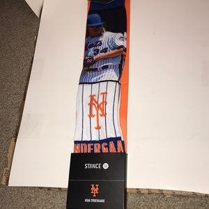 STANCE MLB New York Mets Noah Syndergaard Socks